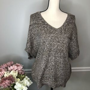 3/$15 ROMEO & JULET COUTURE Brown Sweater